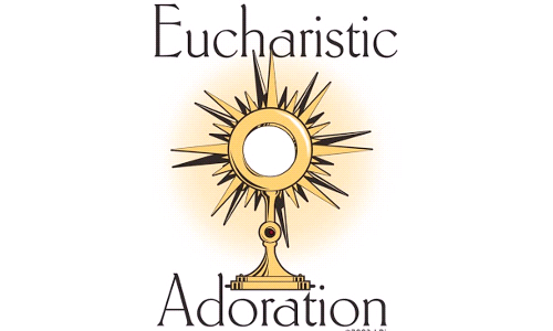 Weekly Adoration of the Blessed Sacrament