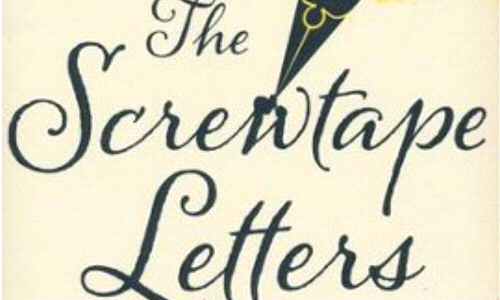 C. S. Lewis and The Screwtape Letters - November 6th @ 7PM