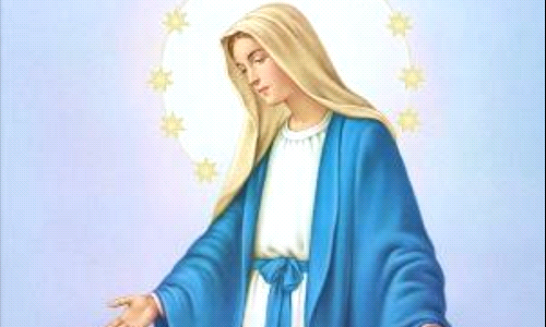 Feast of the Immaculate Conception Masses